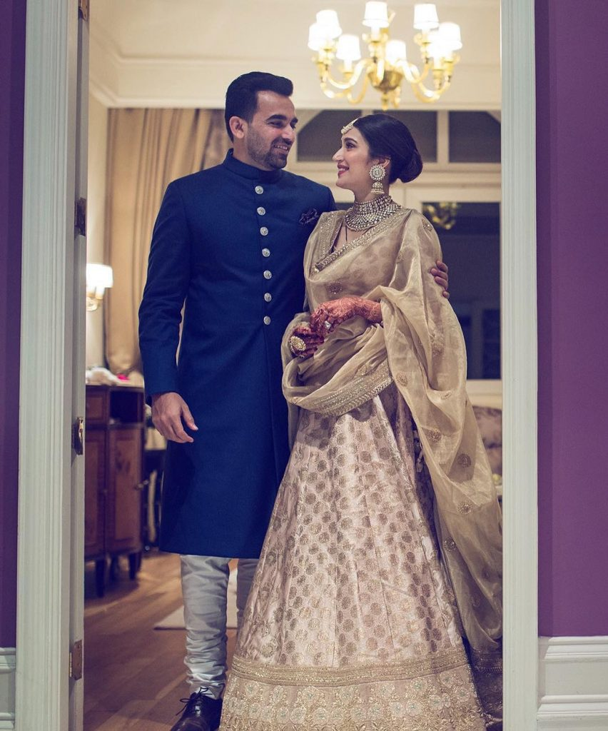Zaheer Khan Wife   10 Idealistic Pictures