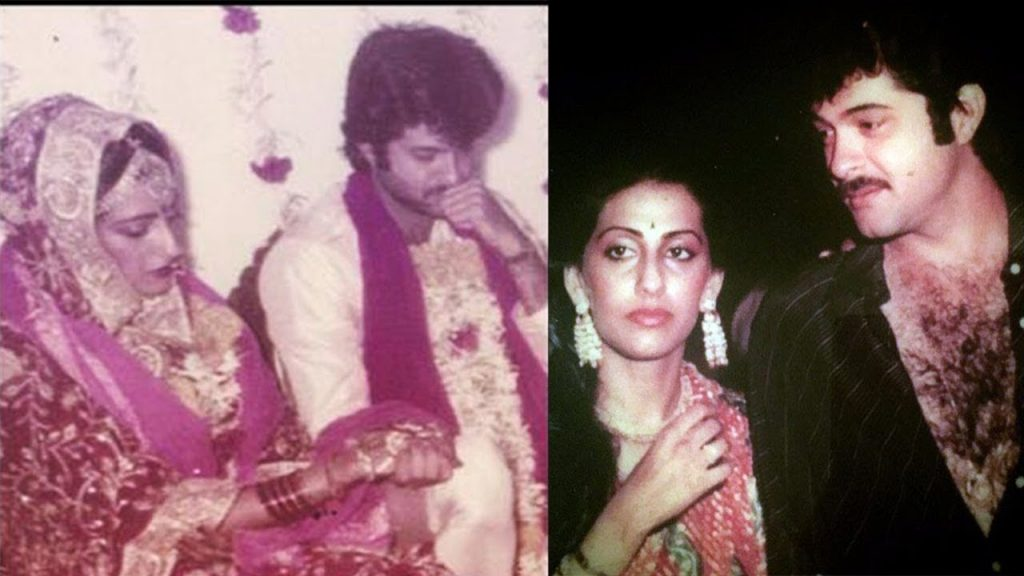 Anil Kapoor Wife | 10 Alluring Pictures