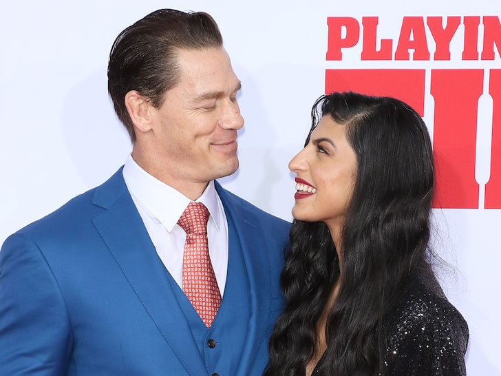 John Cena Wife | 10 Sizzling Pictures