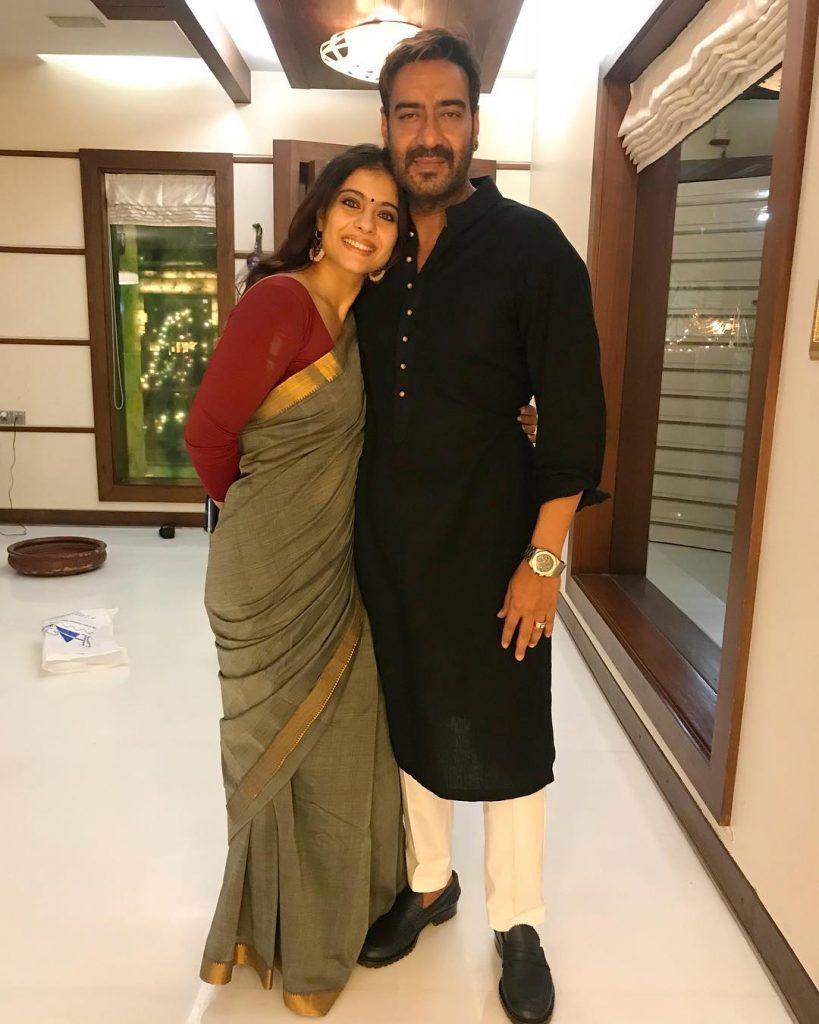 Ajay Devgan Wife | 10 Scintillating Pictures