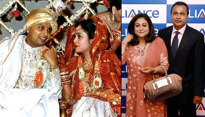 Anil Ambani Wife | 10 Classy Pictures