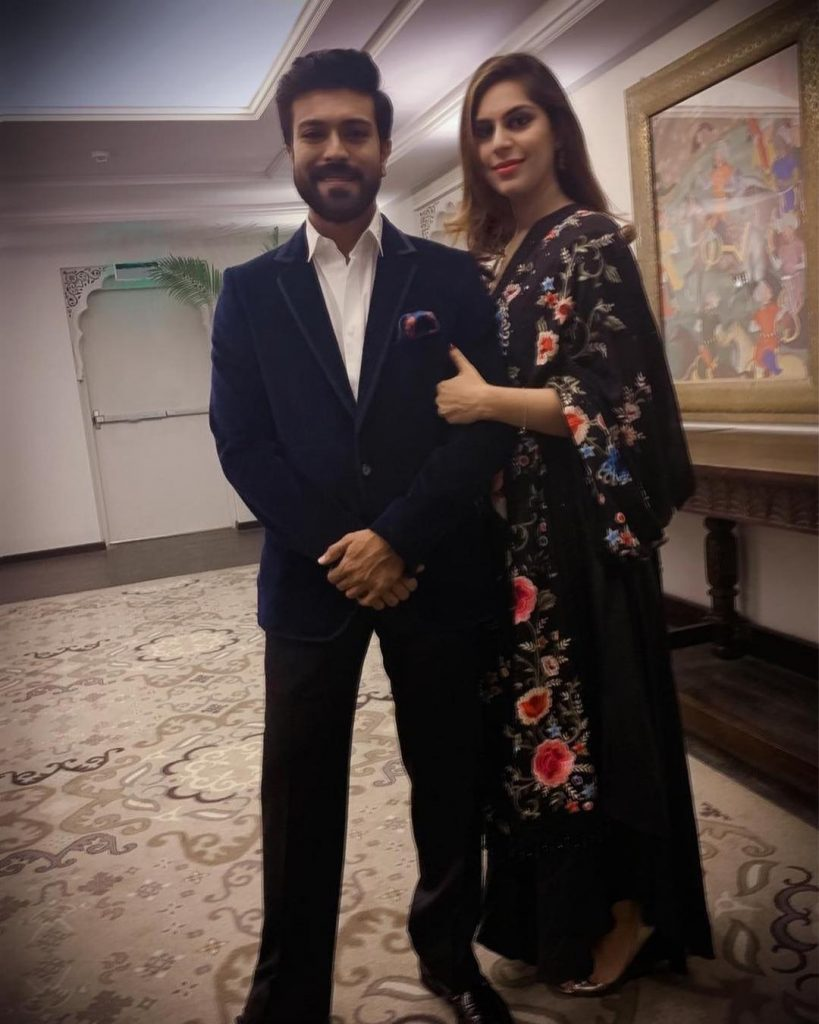 Ram Charan Wife   10 Beguiling Pictures