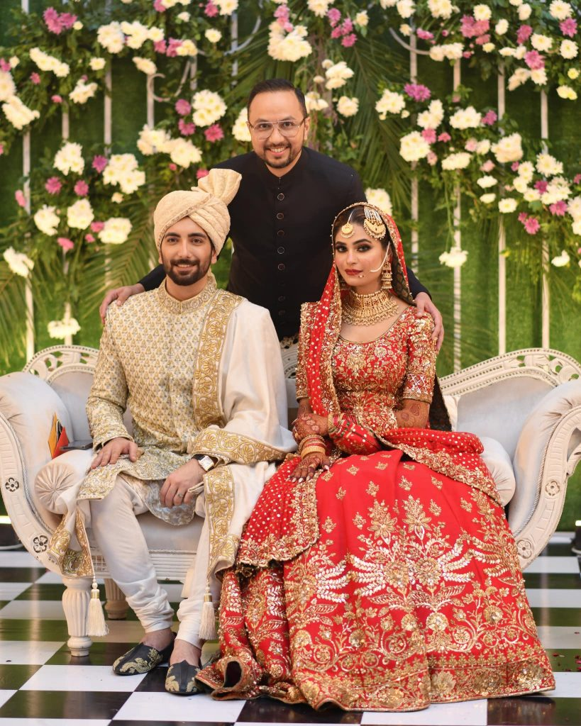 Model And Actor Ali Khan Got Married