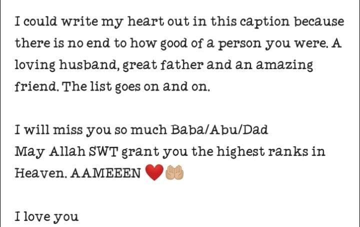 Ali Ansari Remembers His Father
