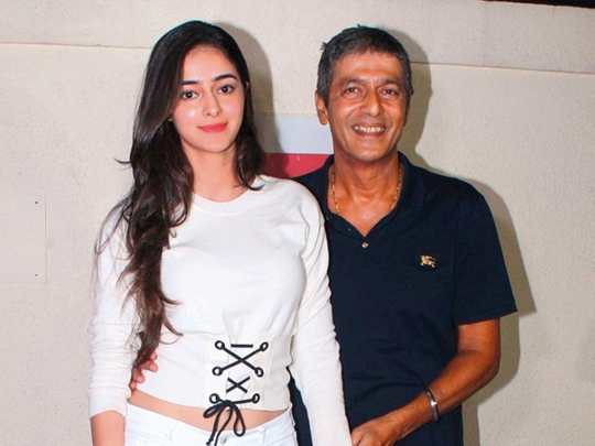 Chunkey Panday Daughter | 10 Stunning Pictures