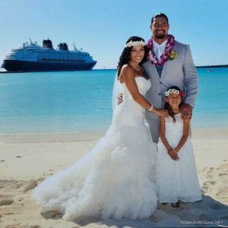 Roman Reigns Wife | 10 Intimate Pictures