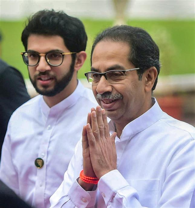 Uddhav Thackeray Son | 10 Bewitching Pictures