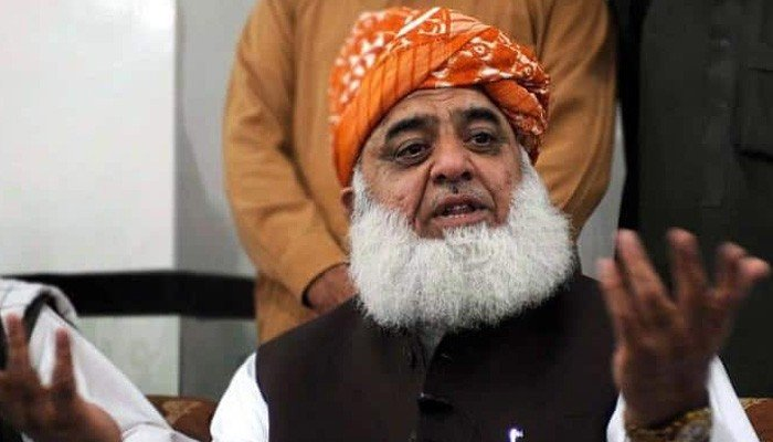 We don't recognize NAB, its notice has no legal status: Fazal-ur-Rehman