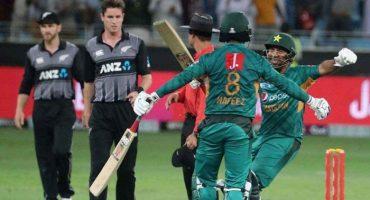 National team for T20 series against New Zealand announced, Sarfaraz returns