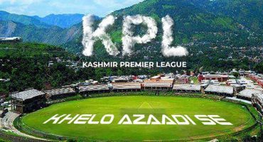 Kashmir Premier League started after PSL