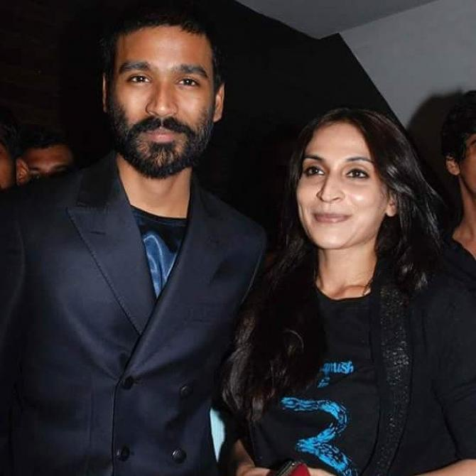 Dhanush Wife | 10 Mesmerizing Pictures
