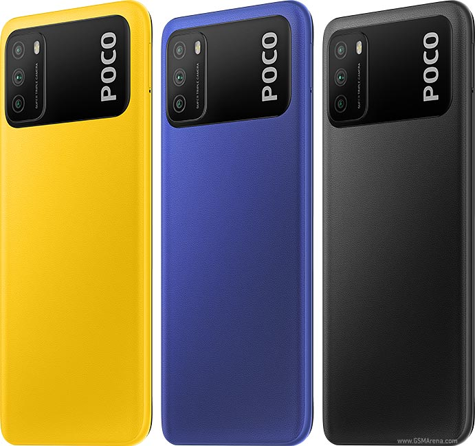 Xiaomi Poco M3 Price in Pakistan and Specifications
