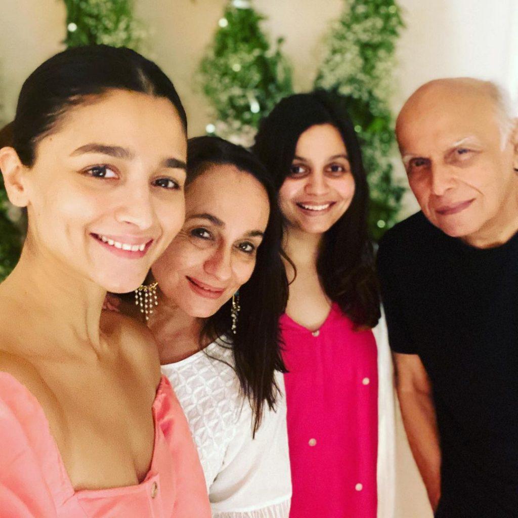Mahesh Bhatt Wife | 10 Magical Pictures