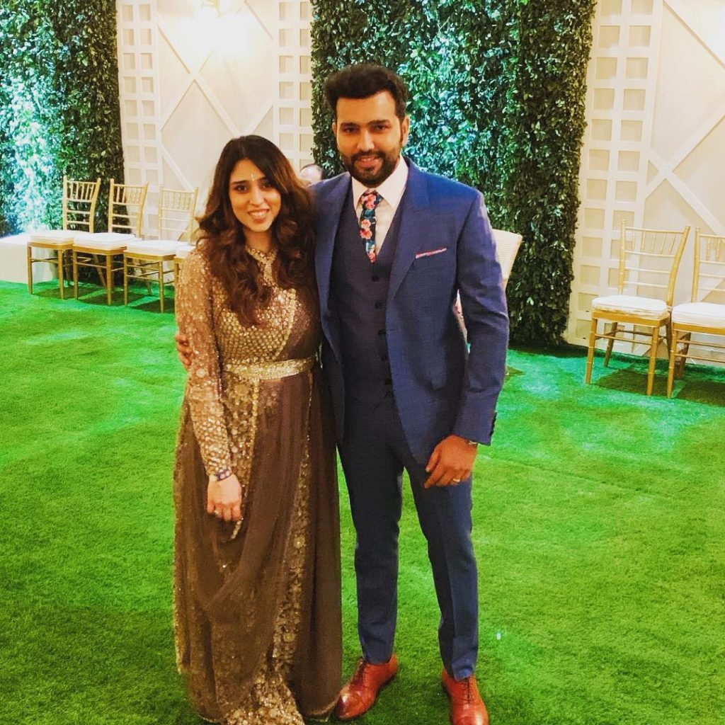 Rohit Sharma Wife | 10 Mesmerizing Pictures
