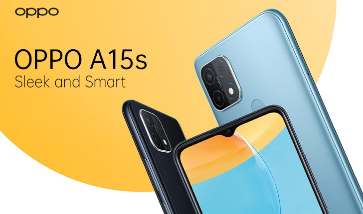 Oppo A15s Price in Pakistan and Specifications