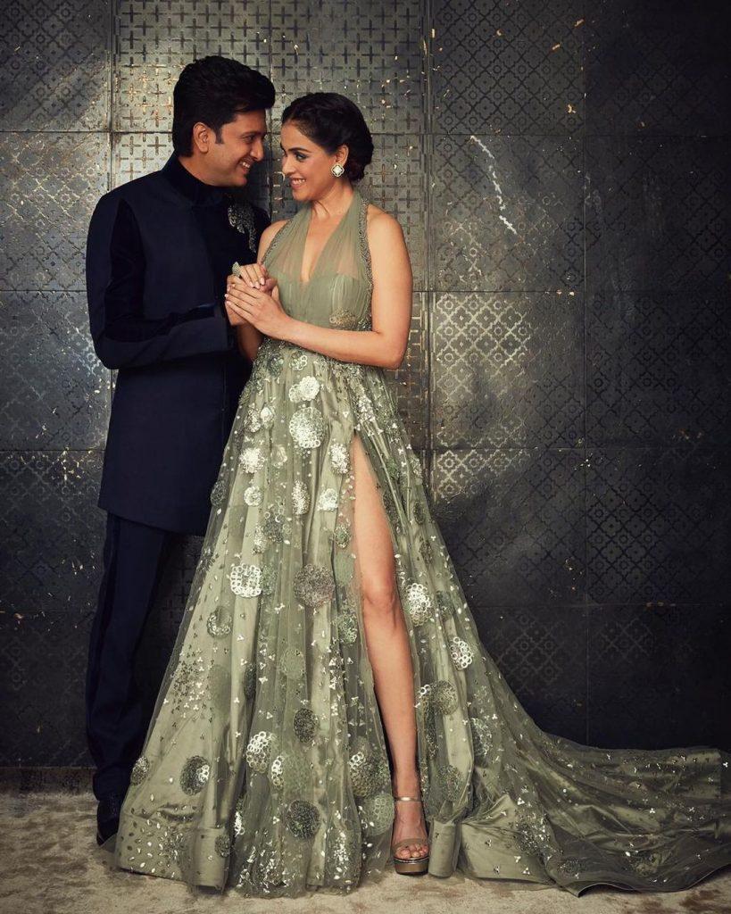 Riteish Deshmukh Wife | 10 Idyllic Pictures