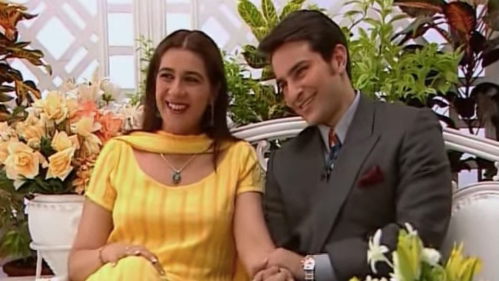 Saif Ali Khan First Wife | 10 Indelible Pictures