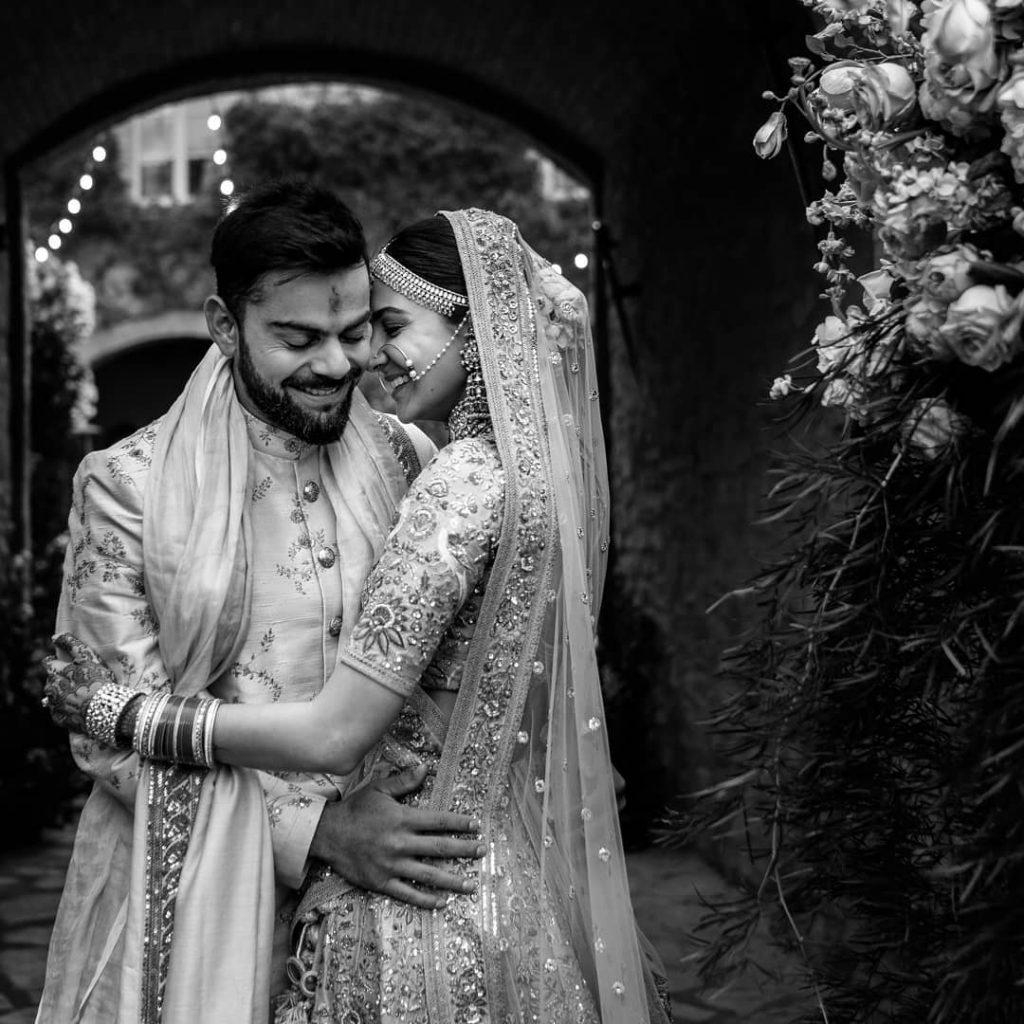 Virat Kohli Wife | 10 Gorgeous Pictures