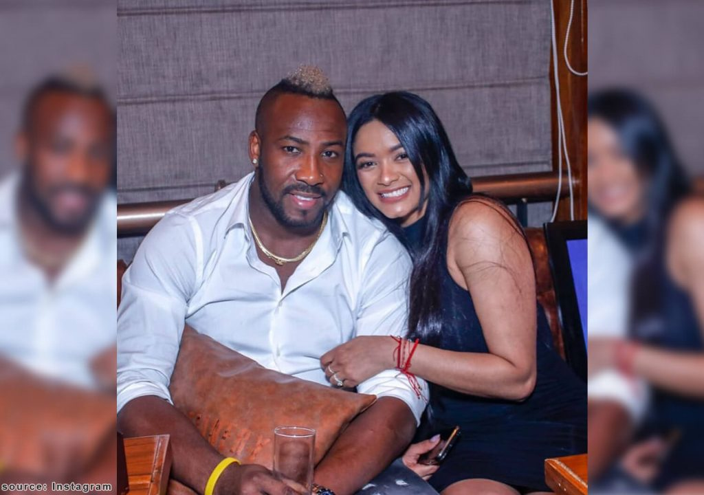 Andre Russell Wife | 10 Auspicious Pictures