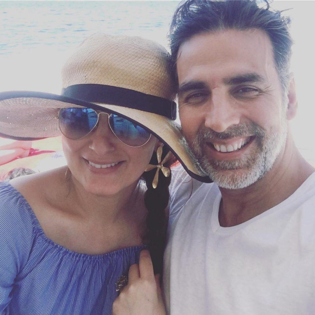 Akshay Kumar Wife | 10 Enchanting Pictures