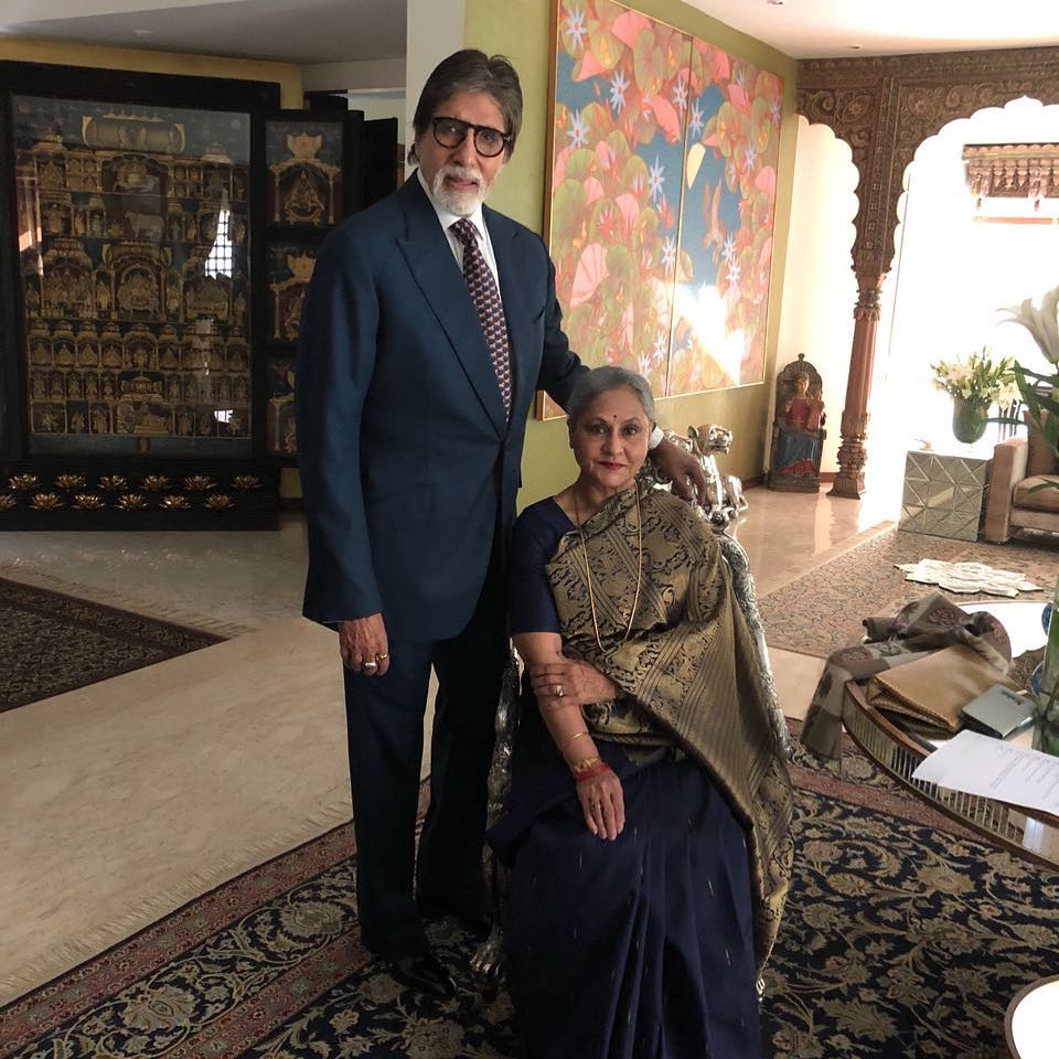 Amitabh Bachchan Wife | 10 Elegant Pictures