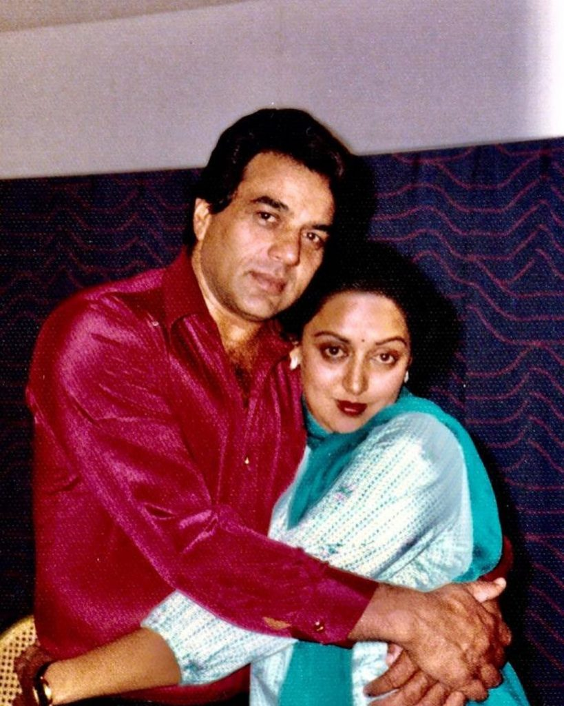 Dharmendra Wife | 10 Memorable Pictures