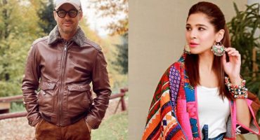 Adrian Sina's Desire To Work With Ayesha Omar