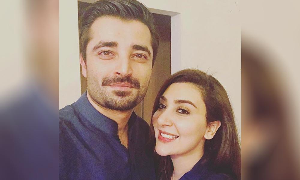 Aisha Khan Shares Experience Of Sharing Screen With Humayun Saeed