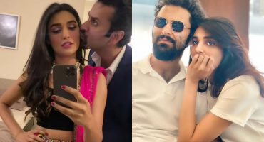 Amna Ilyas Shared Adorable Video With Dawar Mehmood
