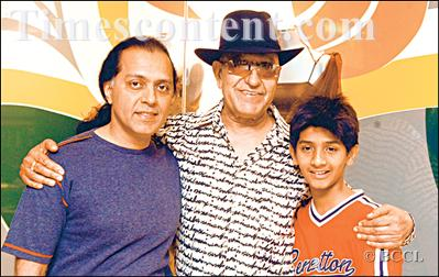 Amrish Puri Son | 10 Bewitching Pictures