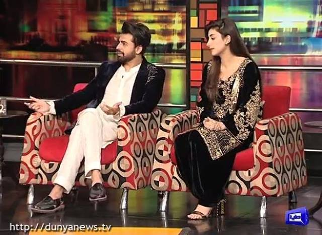 An Old Interview Of Urwa Hocane And Farhan Saeed