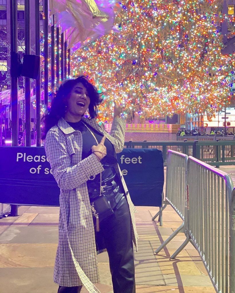 Ayesha Gul Giving Major Vacay Goals In NYC Pictures