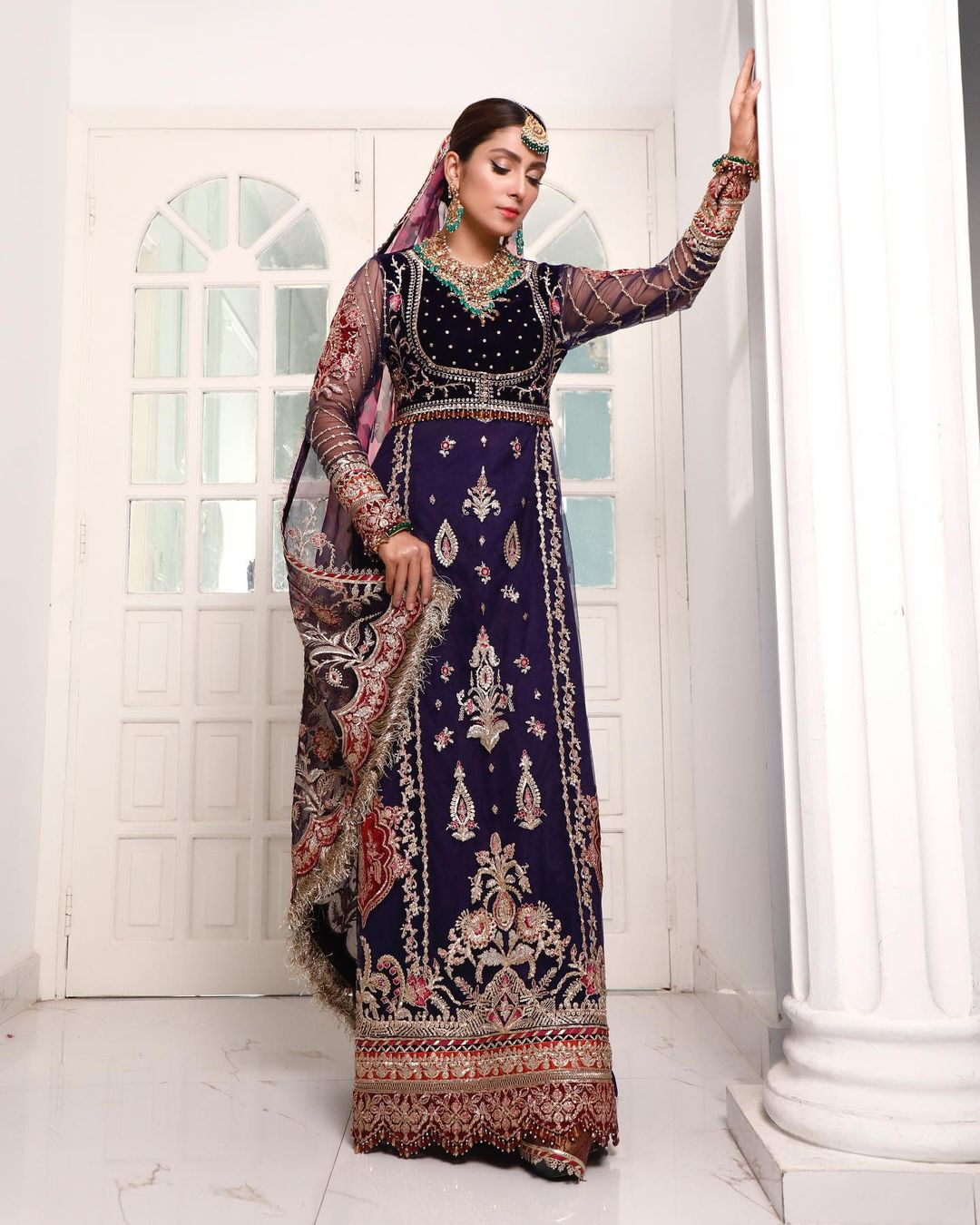 Ayeza Khan Latest Shoot for Noor By Saadia Asad