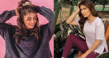 Ayeza Khan Looks Beautiful In Latest Pictures