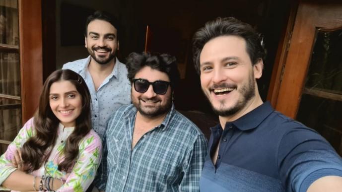 Ayeza Khan's Next Project