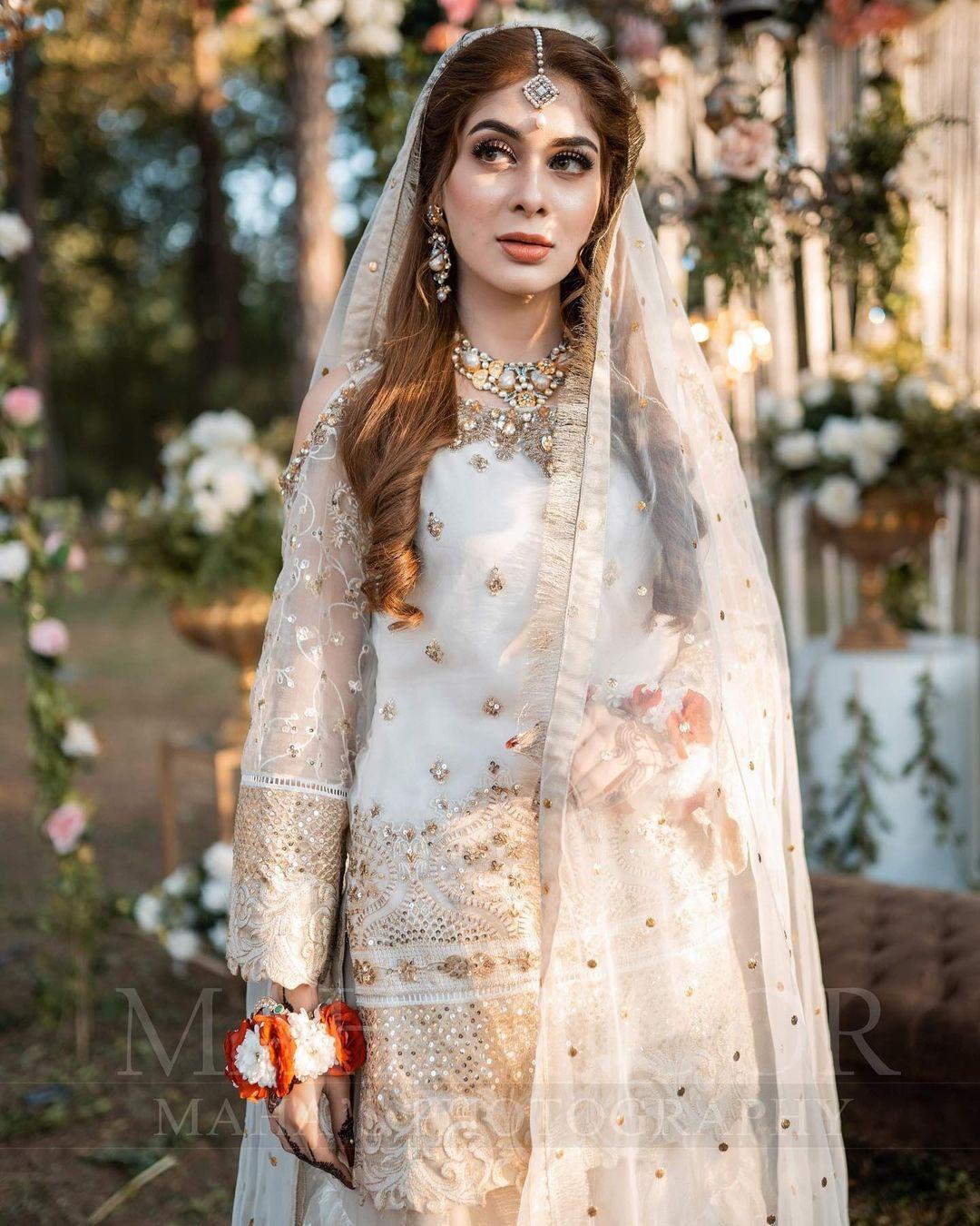 Azekah Daniel Latest Bridal Shoot for Royli Salon