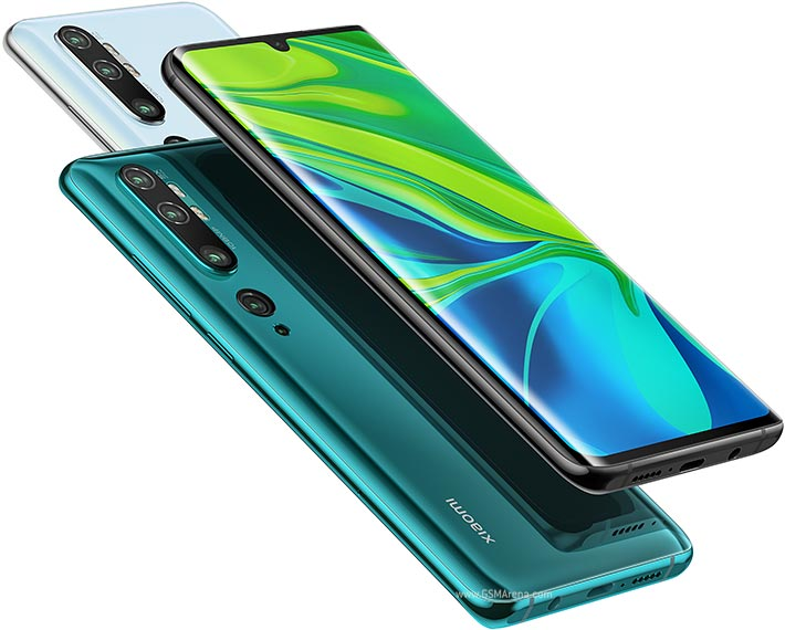 Xiaomi Mi Note 10 Pro Price in Pakistan and Specifications