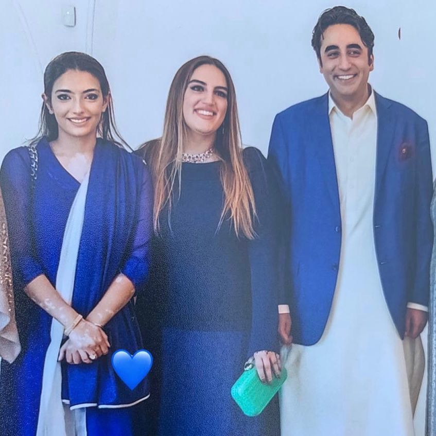 Bilawal Bhutto Sisters | 10 Beautiful Pictures