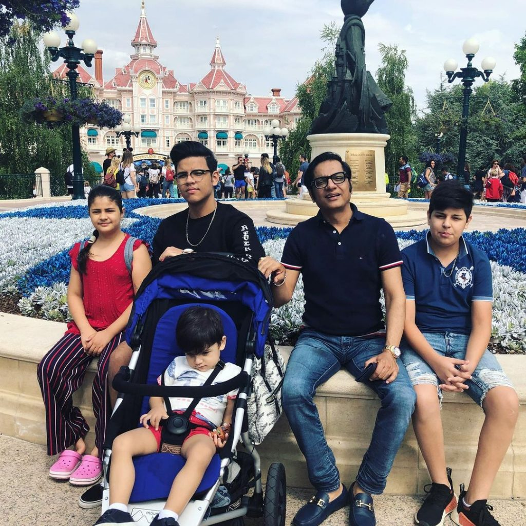 Bulbulay Cast In Real Life