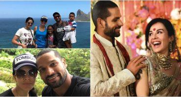 Shikhar Dhawan Wife   10 Eye-Catching Pictures