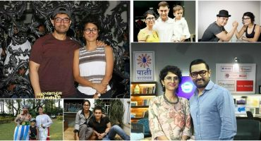 Aamir Khan Wife   10 Bewitching Pictures