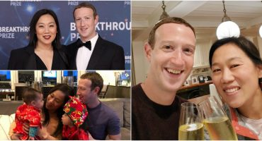 Mark Zuckerberg Wife | 10 Astounding Pictures
