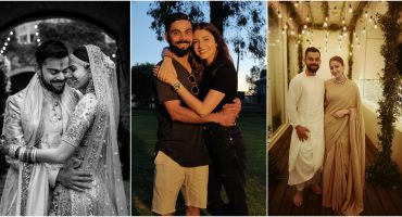 Virat Kohli Wife | 10 Gorgeous Pictures