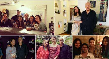 Mahesh Bhatt Wife   10 Magical Pictures