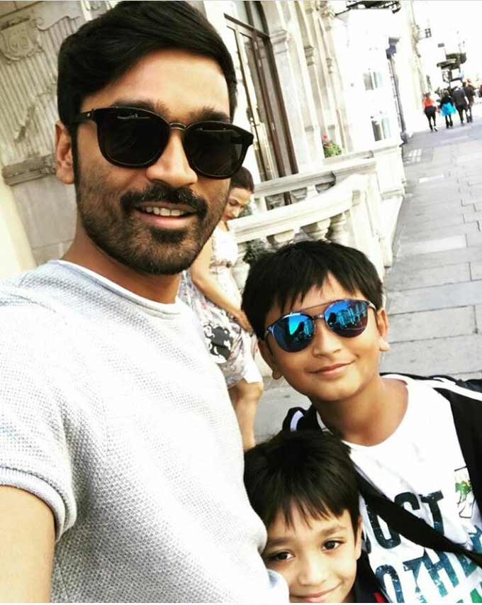 Dhanush Son | 10 Beautiful Pictures
