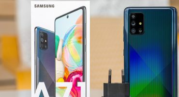 Samsung Galaxy A71 Price in Pakistan and Specifications