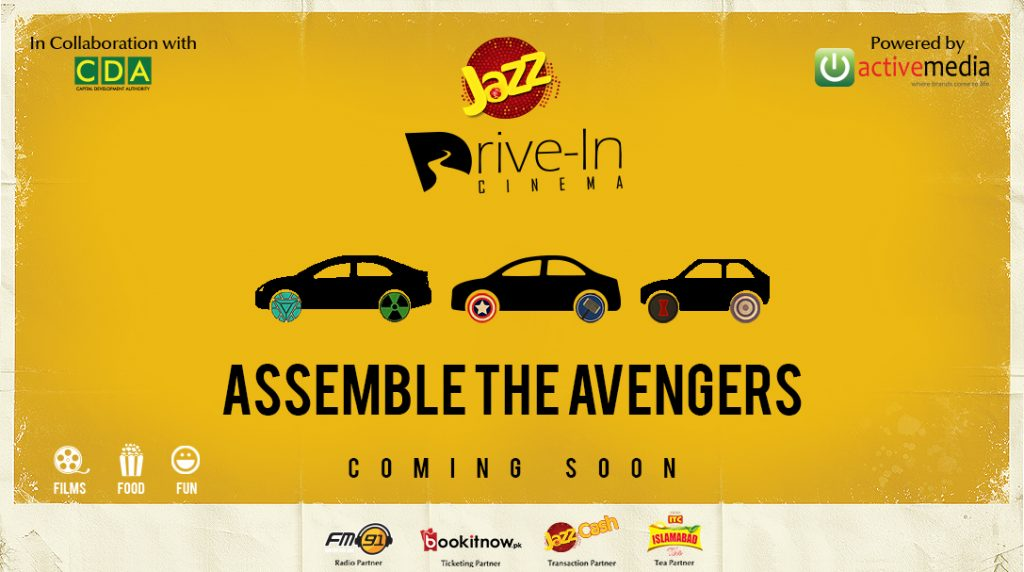 Drive-In-Cinema Started In Islamabad