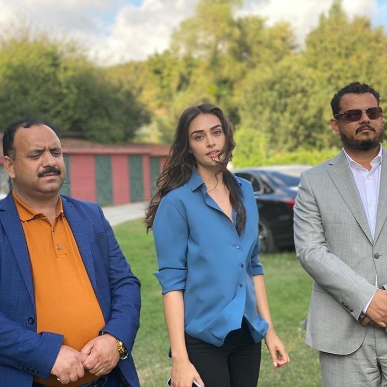 Esra Bilgic Becomes Face Of Blue World City