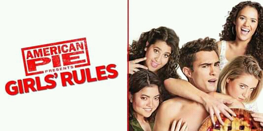 American Pie Presents: Girls' Rules Cast in Real Life
