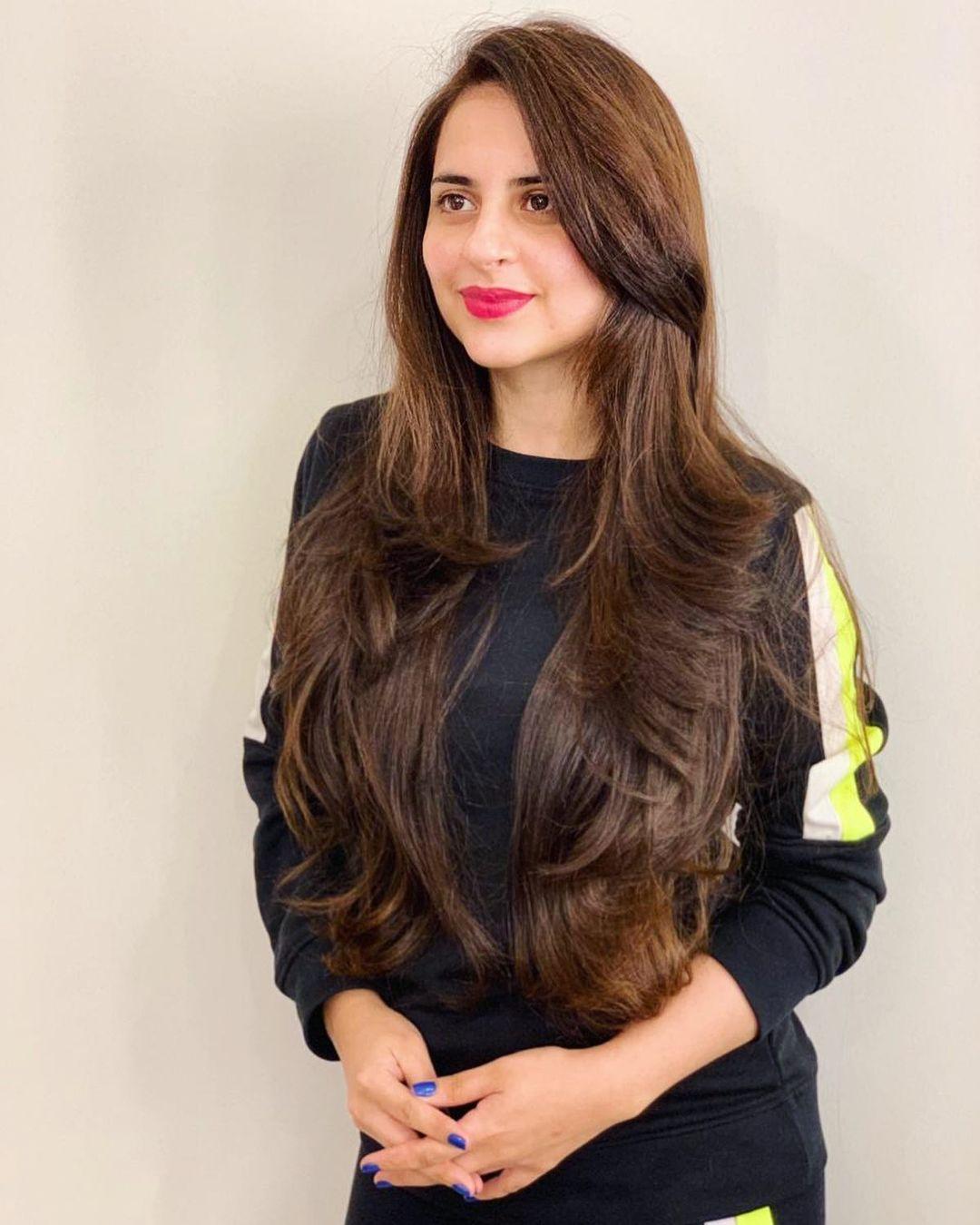 Kanwar Arsalan and Fatima Effendi Latest Clicks with Kids